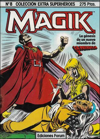 Magik,Extra Superheroes