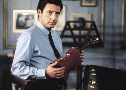 Daniel Auteuil como Stephane en Un corazon en invierno