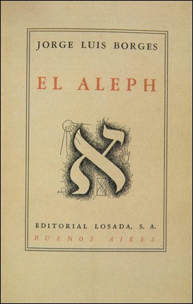 El libro de Borges, el cuento y la letra aleph