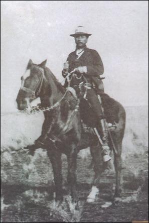 Saravia, uno de los contendientes de la batalla de Masoller, en La otra muerte