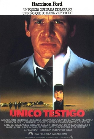 Cartel hispano de Unico testigo