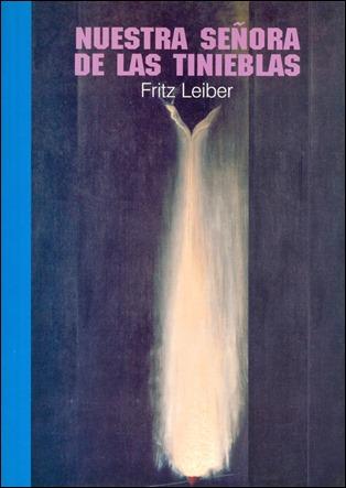 Edicion espanola de Nuestra Señora de las Tinieblas, en PulpEdiciones