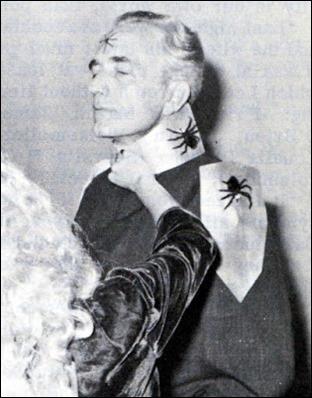 Fritz Leiber, soldado arana