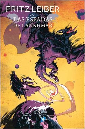 Las espadas de Lankhamar, en Gigamesh