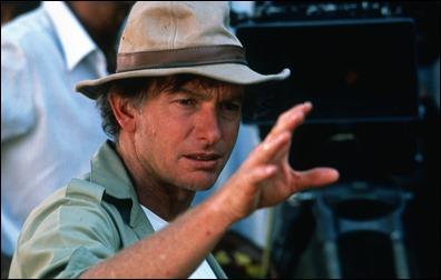 Peter Weir, dirigiendo La costa de los mosquitos