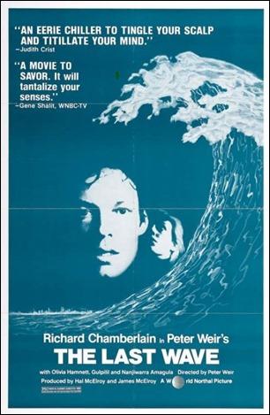 Poster de La ultima ola