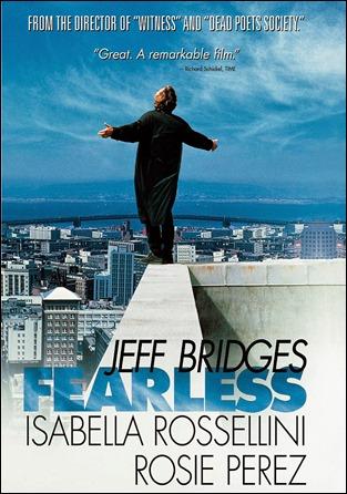 Cartel original de Fearless o Sin miedo a la vida