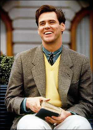 Jim Carrey es Truman Burbank