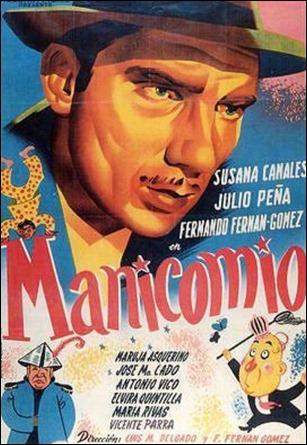 Manicomio, opera prima de Fernan Gomez