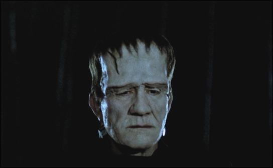 El monstruo de Frankenstein de El espiritu de la colmena