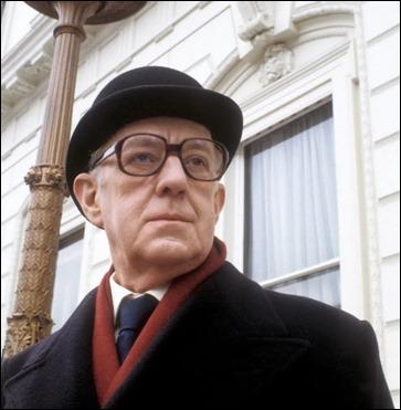 Alec Guinness, el genial Smiley de la BBC