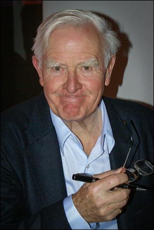 David Cornwell, alias John le Carre
