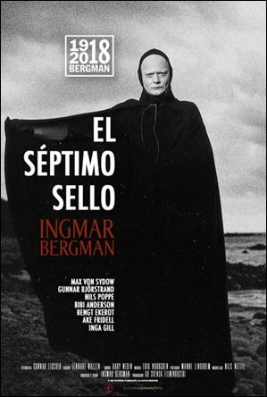 El septimo sello, de Ingmar Bergman