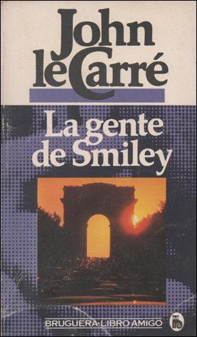 La gente de Smiley, en Bruguera Libro Amigo