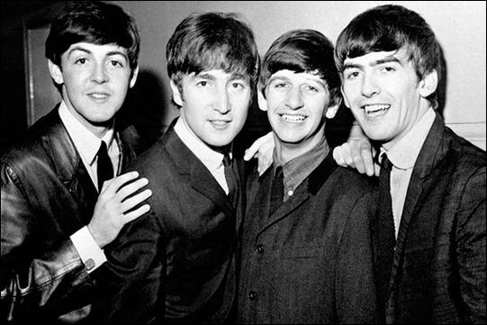 Los Beatles, en sus inicios