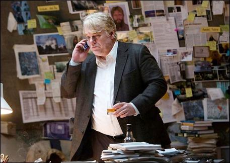 Philip Seymour Hoffman, protagonista de El hombre mas buscado