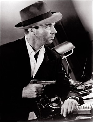 Dick Powell, el Marlowe del cine mas fiel al original