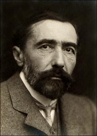 Jozef Konrad Korzeniowski, en arte Joseph Conrad