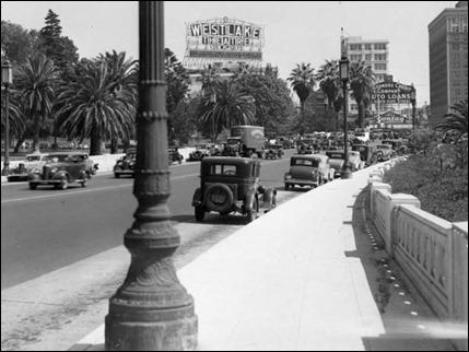 Los Angeles, en el tiempo de Marlowe