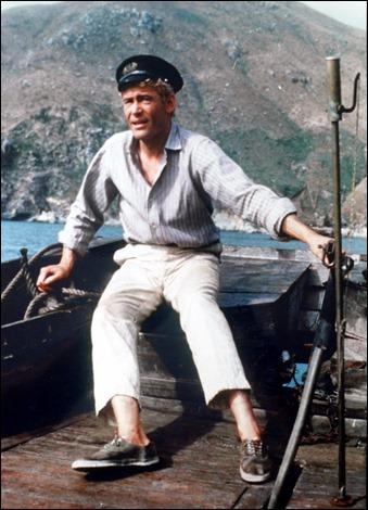 Peter O'Toole como Lord Jim
