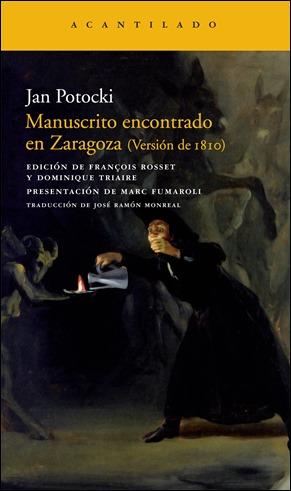 Edicion del Manuscrito, en Acantilado
