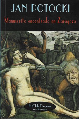 El Manuscrito, en la edicion de bolsillo de Valdemar