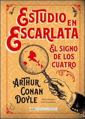Las dos primeras novelas del Canon de Sherlock Holmes