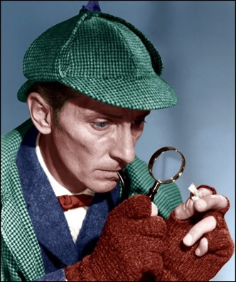 Mi Holmes favorito del cine, Peter Cushing
