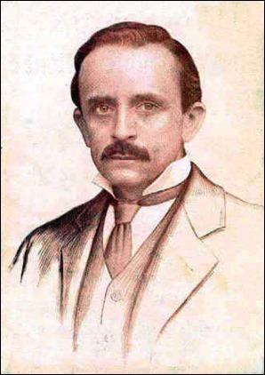 James Matthew Barrie, creador de Peter Pan
